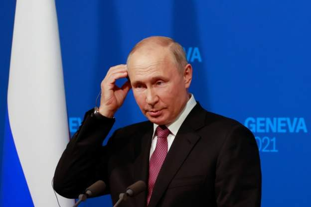ვლადიმერ პუტინი - აშშ-მა გამოაცხადა რუსეთი მის მტრად და მოწინააღმდეგედ, კონგრესმა ეს გააკეთა 2017 წელს