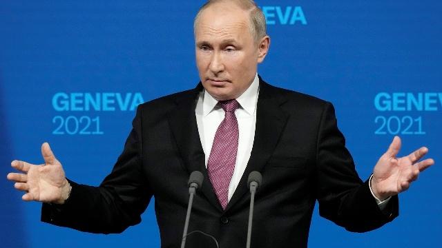 ვლადიმერ პუტინი - არ გვსურს, დავუშვათ, რომ კაპიტოლიუმზე თავდასხმის მსგავსი მოვლენები რუსეთში განმეორდეს