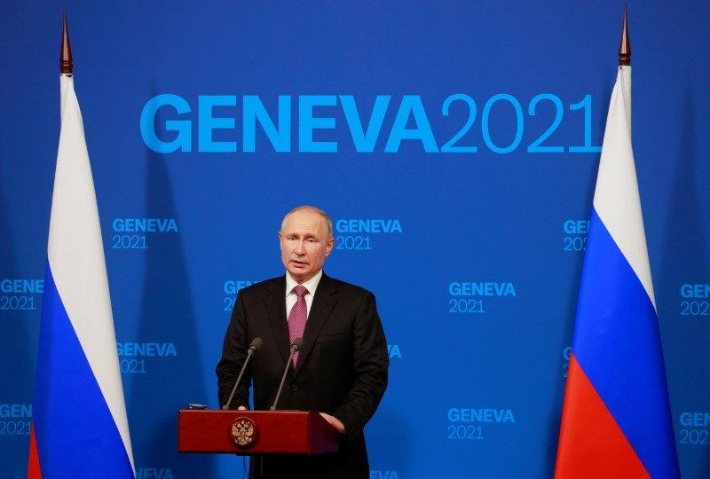 Владимир Путин - В целом США и Россия знают свои красные линии