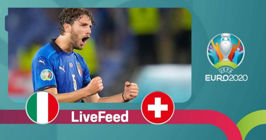ევრო 2020 | იტალია VS შვეიცარია 3:0 [ვიდეო] #1TVSPORT