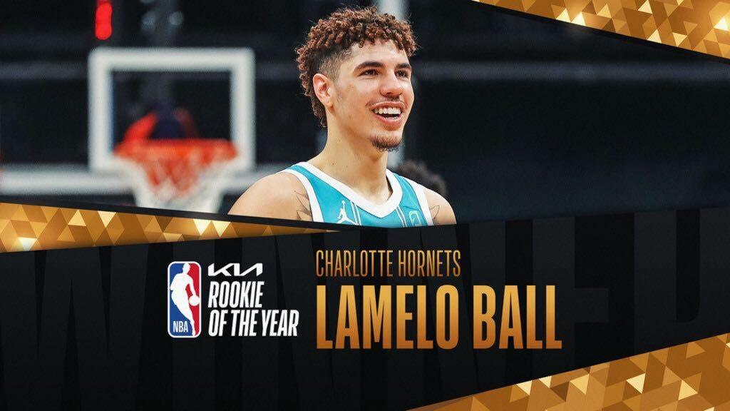 ლამელო ბოლი NBA-ის საუკეთესო დებიუტანტი გახდა #1TVSPORT