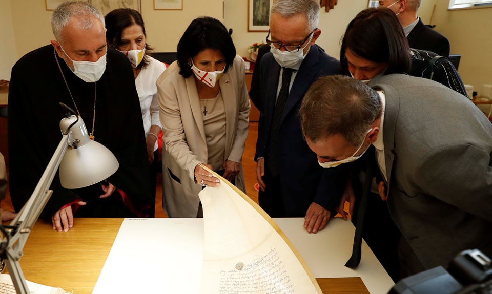საქართველო-ვატიკანის დიპლომატიური ურთიერთობების ისტორიაში პირველად, ხელი მოეწერება თანამშრომლობის მემორანდუმებს