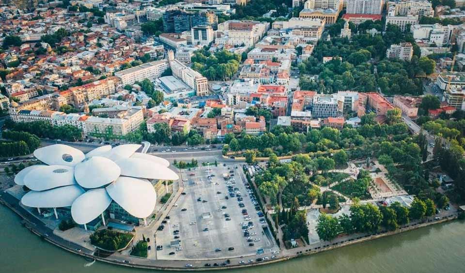 Тбилиси стал членом Nordic Tourism Collective
