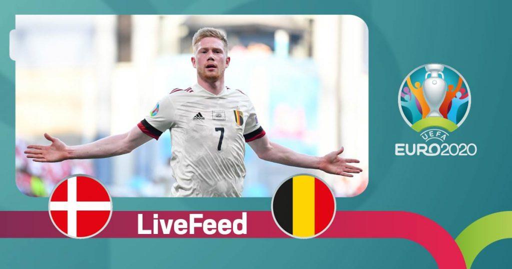 ევრო 2020   დანია VS ბელგია 1:2 [ვიდეო] #1TVSPORT