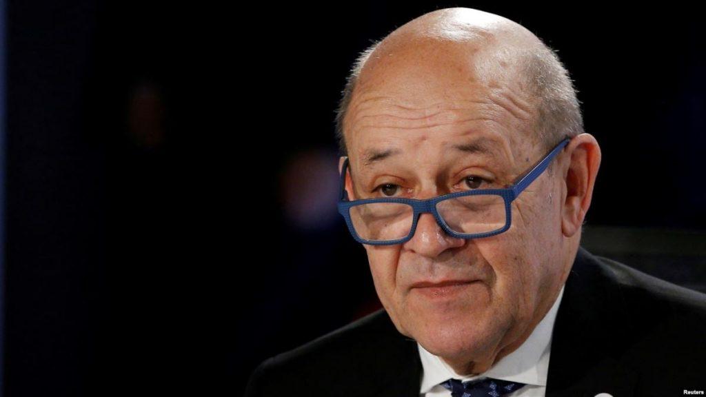 საფრანგეთის საგარეო საქმეთა მინისტრი - ამ დროისთვის უკრაინის ნატო-ში მიღების პირობები შემუშავებული არ არის