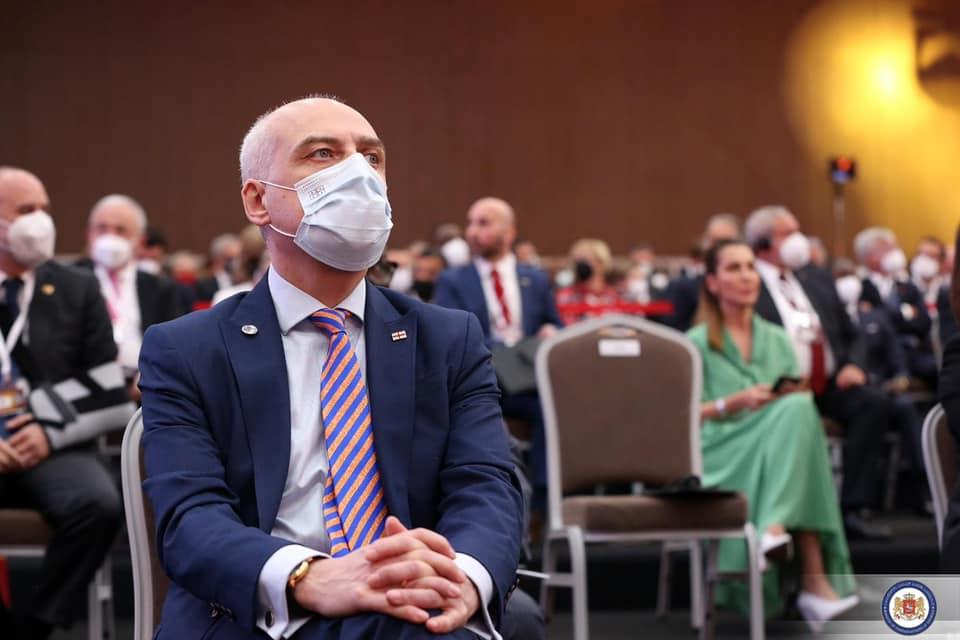 დავით ზალკალიანი - ანტალიის დიპლომატიურ ფორუმზე ყურადღებას გავამახვილებ საქართველოს სამშვიდობო პოლიტიკაზე და ბოლო პერიოდში გამოკვეთილ როლზე