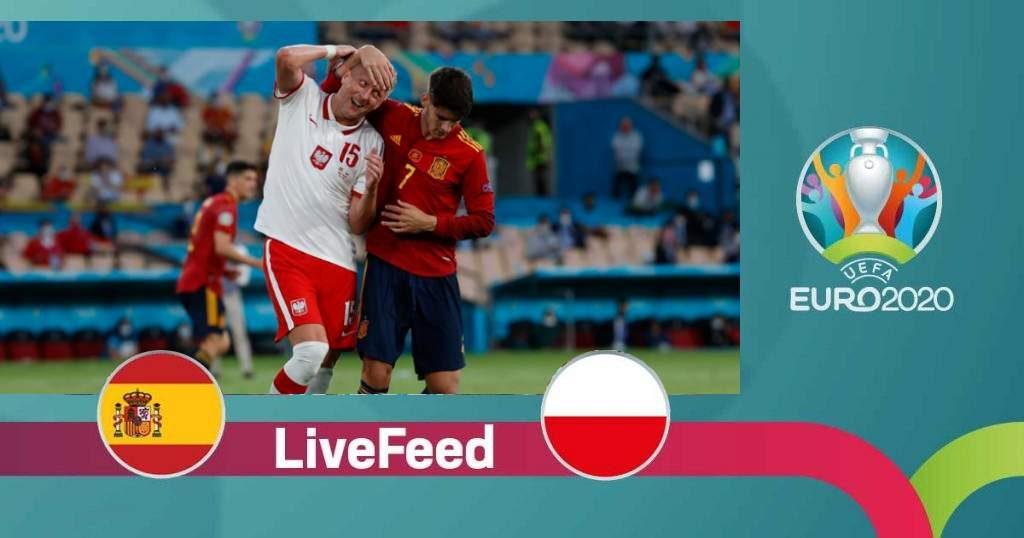 ევრო 2020   ესპანეთი VS პოლონეთი 0:0 [ვიდეო] #1TVSPORT