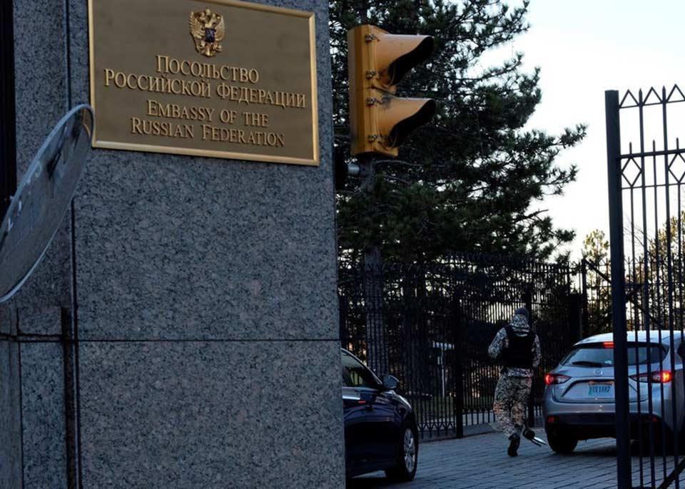 მედიის ცნობით, აშშ-ში რუსეთის ელჩი ვაშინგტონში ბრუნდება