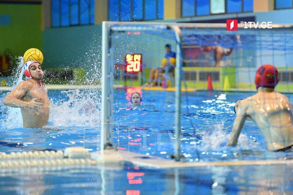 საქართველოს 17-წლამდე ნაკრები ევროპის ჩემპიონატზე ითამაშებს | წყალბურთი #1TVSPORT