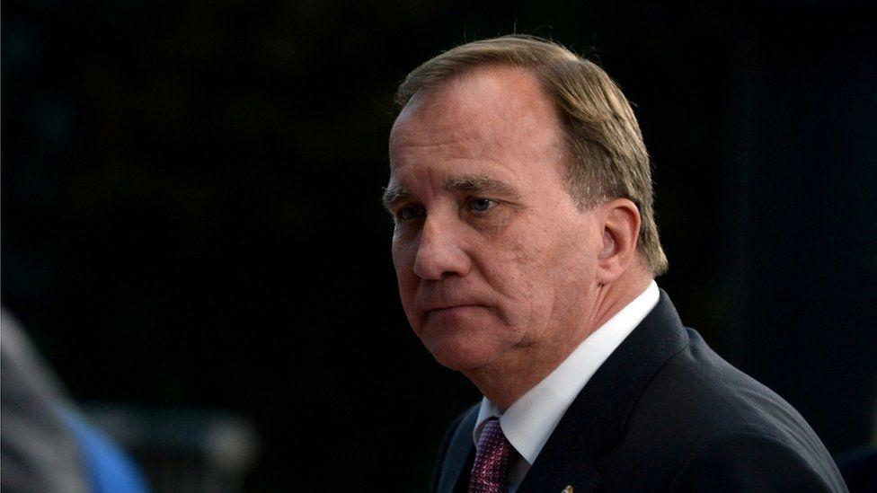 შვედეთის პარლამენტმა პრემიერ-მინისტრ სტეფან ლოფვენის მთავრობას უნდობლობა გამოუცხადა
