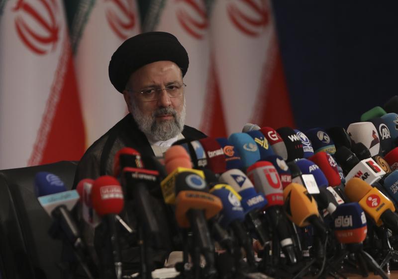 ირანის ახალარჩეული პრეზიდენტი აცხადებს, რომ ჯო ბაიდენთან შეხვედრას არ აპირებს