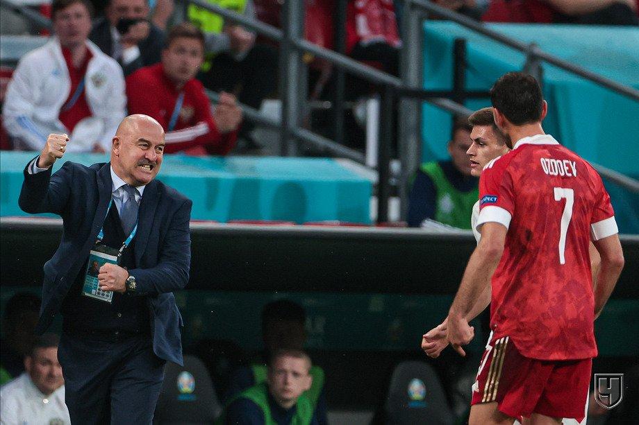 ჩერჩესოვს გადადგომა არც უხსენებია - რუსეთის ნაკრები მსოფლიო ჩემპიონატისთვის უნდა მოვამზადოთ #1TVSPORT