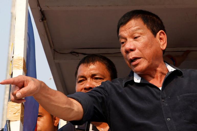 """ფილიპინების პრეზიდენტი პატიმრობით ემუქრება იმ მოქალაქეებს, რომლებიც """"კოვიდ-19""""-ის საწინააღმდეგო აცრაზე უარს იტყვიან"""