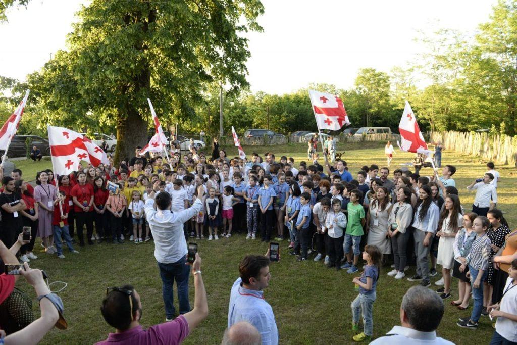 """ფოლკლორის ცენტრის საბავშვო ფესტივალი """"მომავლის ხმები"""" გურიაში ჩატარდება"""