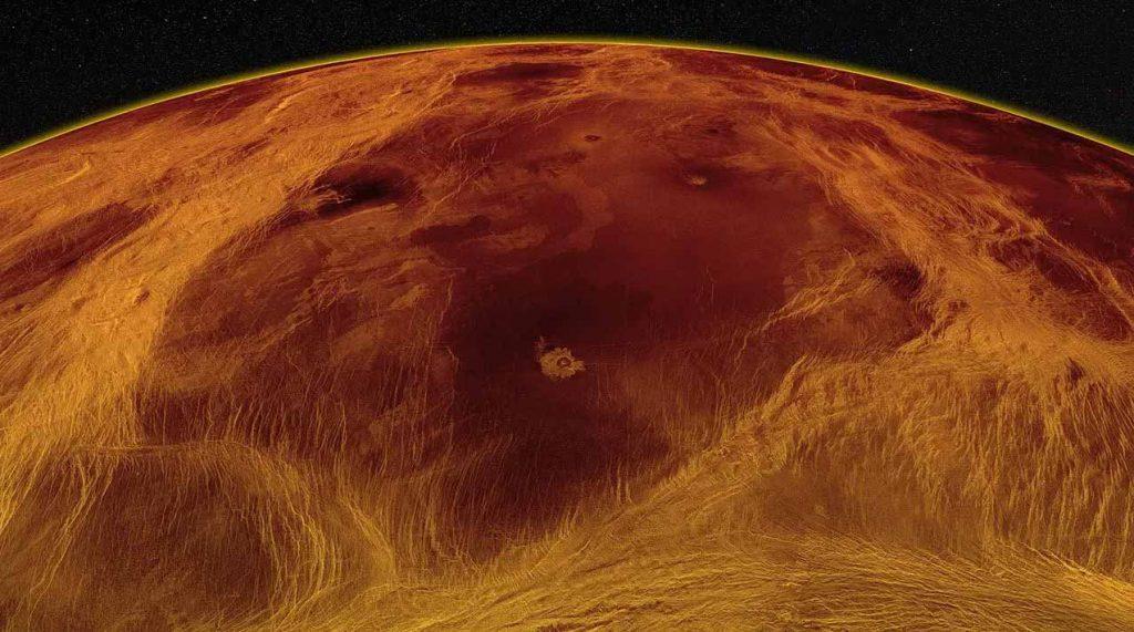 ვენერაზე სრულიად მოულოდნელი პლანეტური მახასიათებელი აღმოაჩინეს — #1tvმეცნიერება