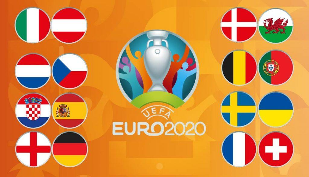ევრო 2020 | გრანდების დუელი მერვედფინალში - გერმანია ინგლისის წინააღმდეგ, ბელგია პორტუგალიის #1TVSPORT