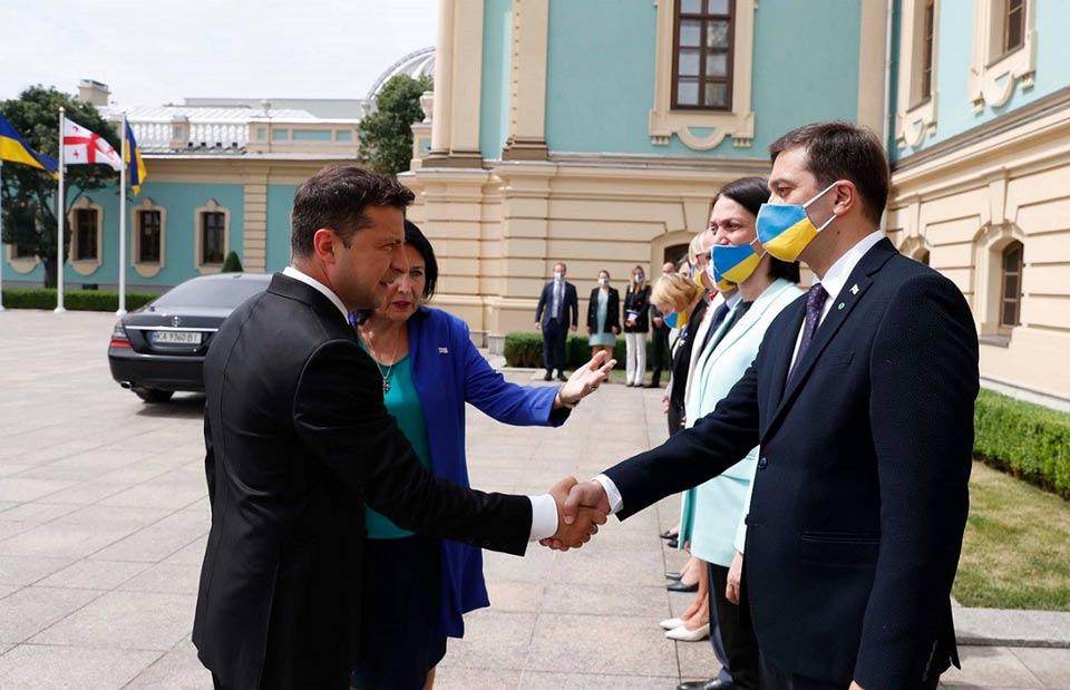 Հուսով եմ, Վրաստանն ու Ուկրաինան կկարողանան հաղթահարել Ռուսաստանի ագրեսիան և կվերականգնեն տարածքային ամբողջականությունը. Լևան Իոսելիանի