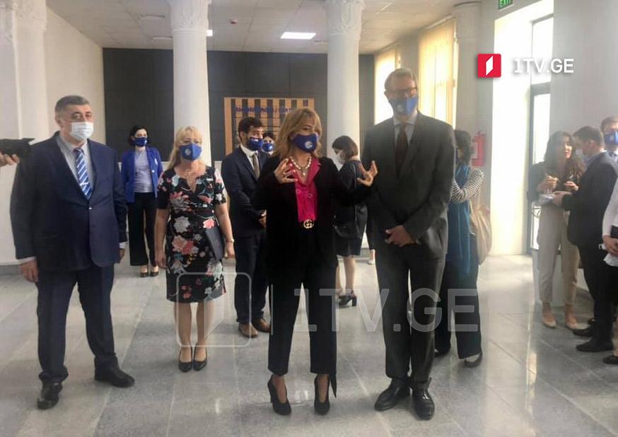 EU Ambassador to visit Poti