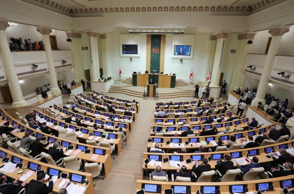 პრემიერ-მინისტრის ანგარიშზე პოლიტიკური დებატები 28 ივნისს გაგრძელდება
