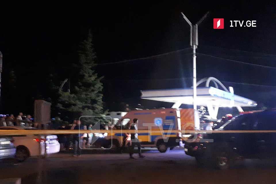 თბილისში, აღმაშენებლის ხეივანში ავტოსაგზაო შემთხვევის შედეგად ერთი ადამიანი დაიღუპა