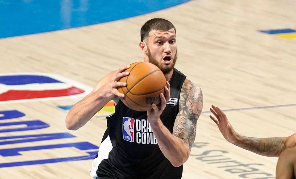 """მამუკელაშვილი NBA-ის დრაფტამდე ყურადღებას იქცევს - """"ნიუ იორკ პოსტი"""" ქართველ კალათბურთელზე წერს #1TVSPORT"""