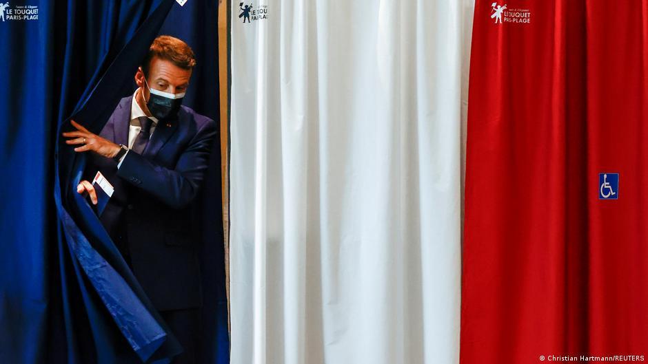 საფრანგეთში რეგიონალური არჩევნების მეორე ტური მიმდინარეობს