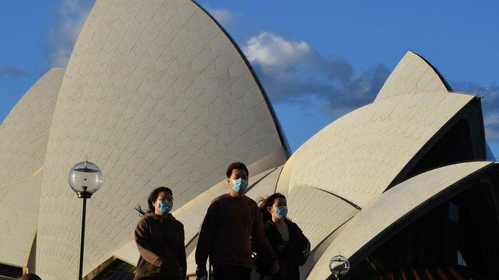 ავსტრალიაში პანდემიის ახალ ფაზაში კორონავირუსის შემთხვევებმა მოიმატა