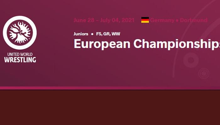 ევროპის ახალგაზრდულ ჩემპიონატზე ორი ქართველი ნახევარფინალში იასპარეზებს | ჭიდაობა #1TVSPORT