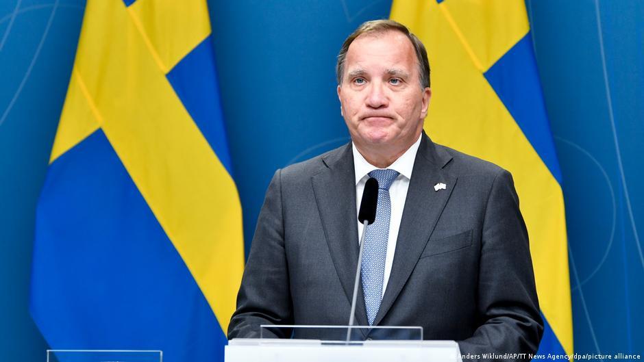 მედიის ინფორმაციით, შვედეთის პრემიერ-მინისტრი თანამდებობიდან გადადგა