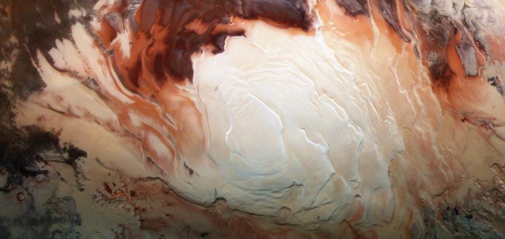 მარსის მიწისქვეშა ტბების ამბავი საეჭვო და უფრო იდუმალი ხდება #1tvმეცნიერება
