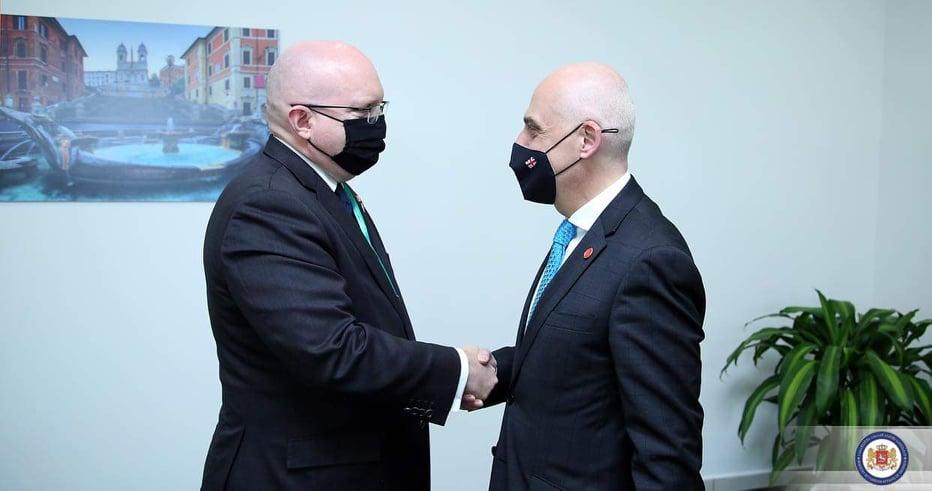 Georgian FM: PM Garibashvili's role in facilitating regional peace to be praised