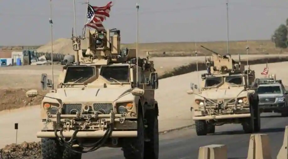 """""""როიტერი"""" - სირიაში აშშ-ის ძალებზე სარაკეტო დარტყმები განხორციელდა"""
