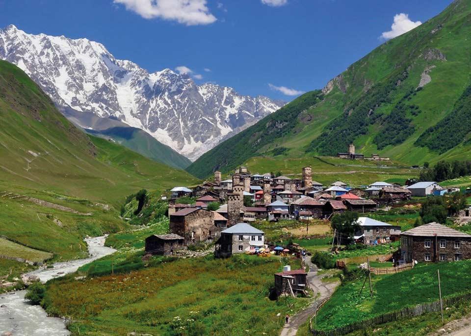 Издание fDi Magazine публикует статью о развитии туризма в Грузии