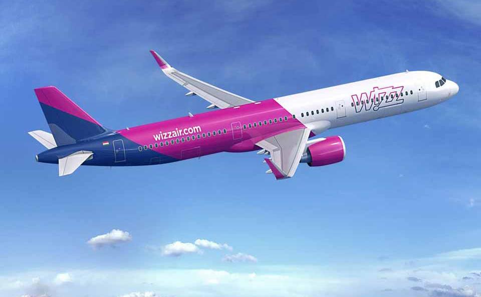 Wizz Air-ის ბაზა ქუთაისის აეროპორტში პირველი ივლისიდან ბრუნდება და პირდაპირ რეისებს ექვსი მიმართულებით შეასრულებს