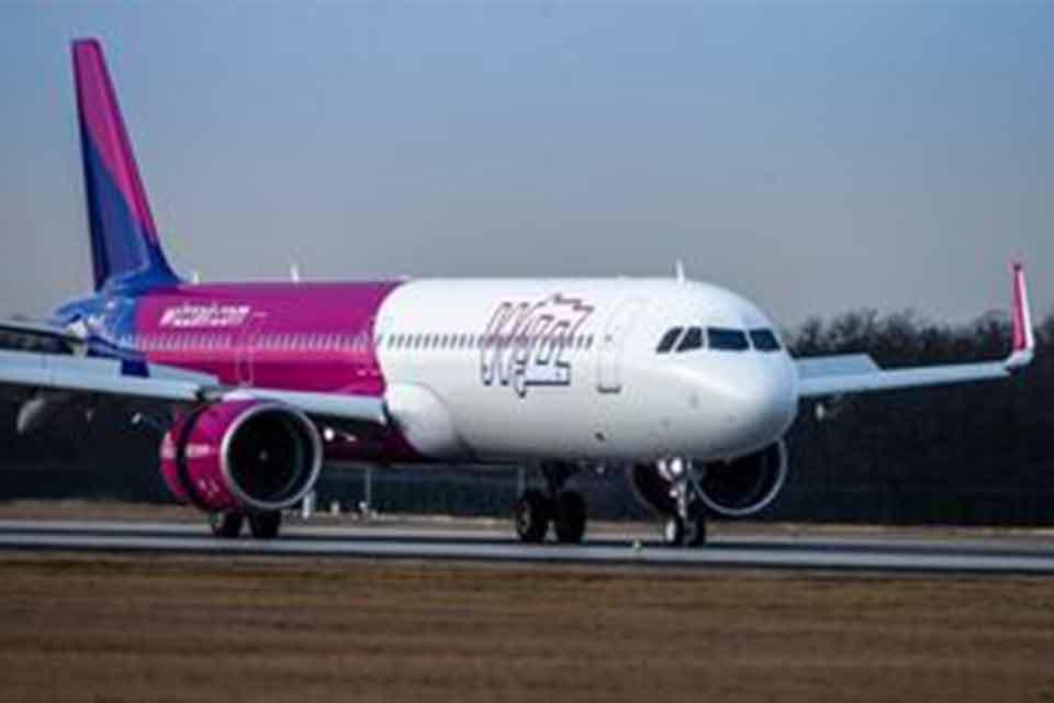 ბიზნესპარტნიორი - პირველი ივლისიდან უნგრული დაბალბიუჯეტიანი ავიაკომპანია Wizz Air-ის ბაზა ბრუნდება