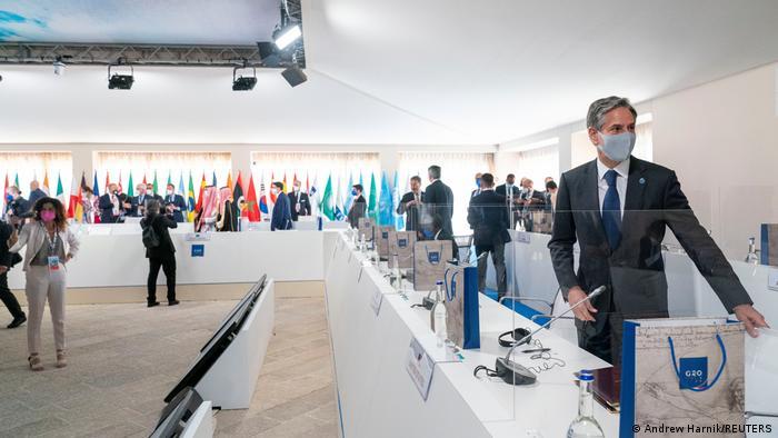 """""""დიდი ოცეულის"""" ქვეყნების საგარეო საქმეთა მინისტრებმა გლობალური კრიზისების დაძლევის გზებზე ისაუბრეს"""