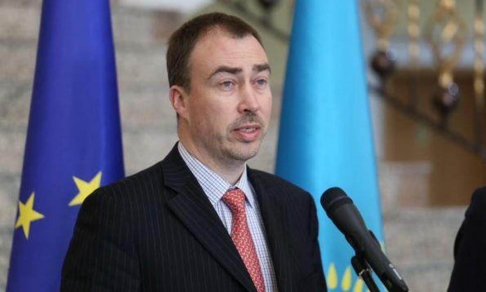 It is time for Georgian citizen Zaza Gakheladze to be released from Tskhinvali prison, GID's Toivo Klaar says