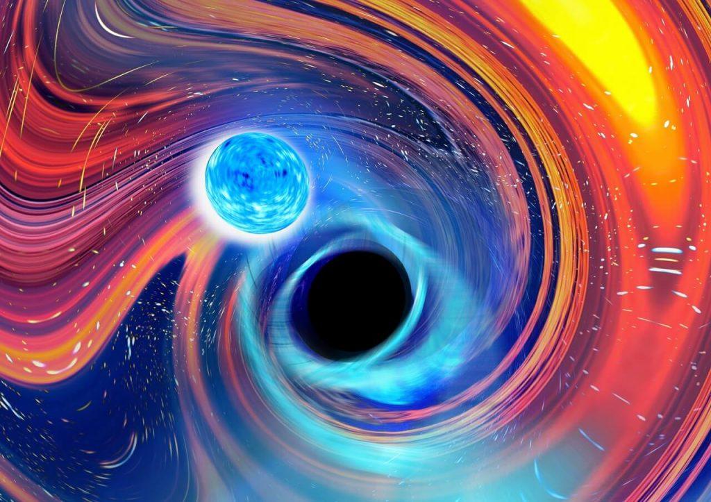 შავი ხვრელისა და ნეიტრონული ვარსკვლავის შეჯახება საბოლოოდ დადასტურდა — პირველად ისტორიაში #1tvმეცნიერება