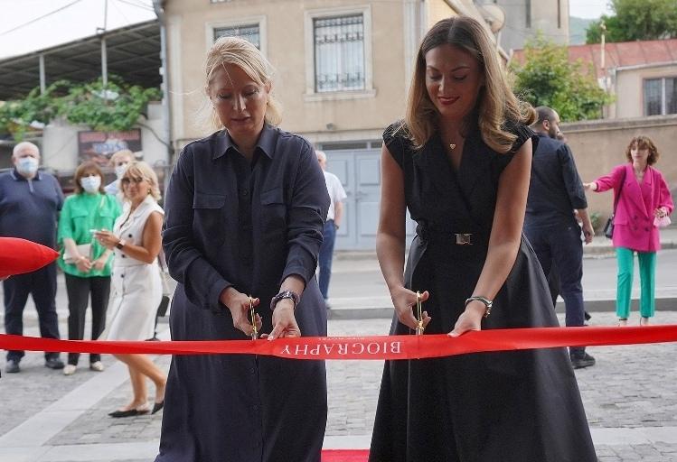 В Тбилиси открылась гостиница Biography