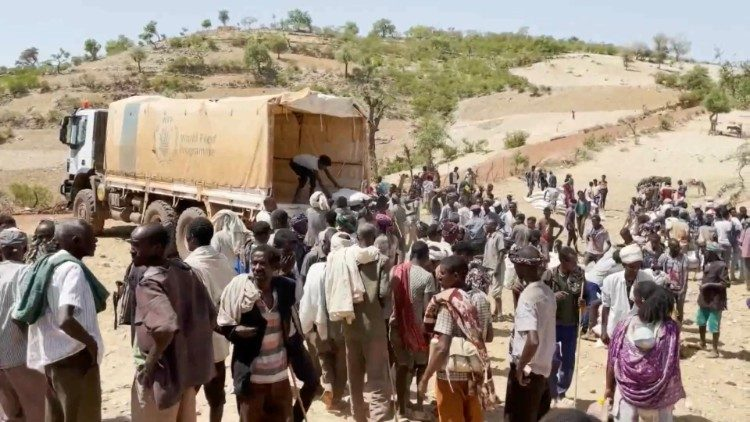 გაერო - ეთიოპიის ტიგრაის რეგიონში ჰუმანიტარული კრიზისი კიდევ უფრო მძიმდება