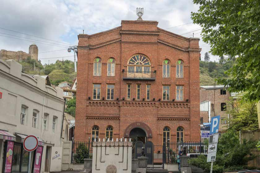 Tbilisi Great Synagogue urges gov't to ban Pride Week
