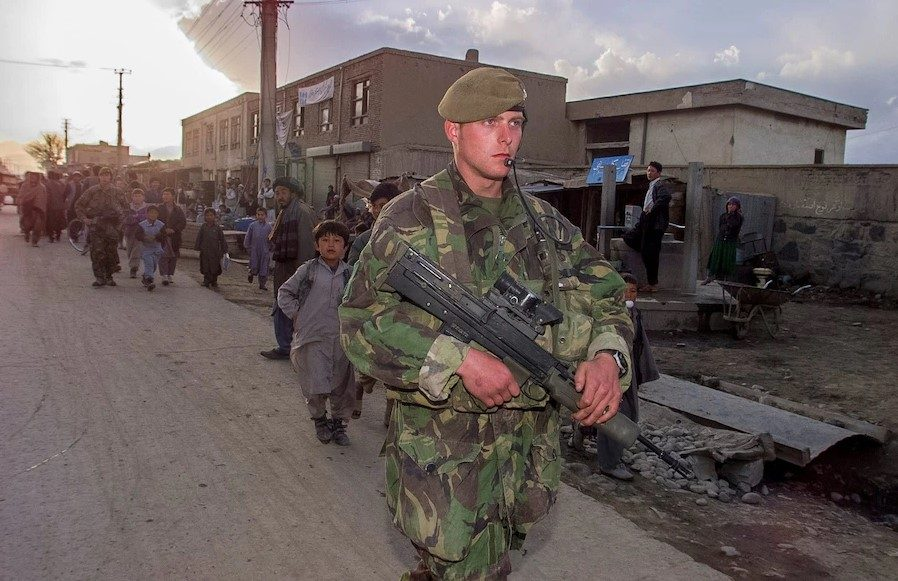 მედიის ინფორმაციით, ბრიტანული სპეცრაზმი ავღანეთში დარჩება