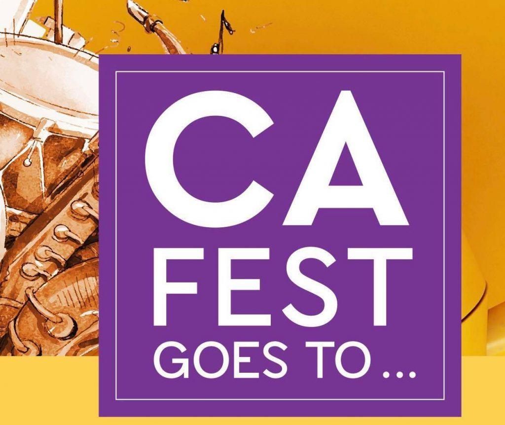 """პიკის საათი - კონცეპტ Art-ის მოძრავი ფესტივალი """"CA Goes To"""""""
