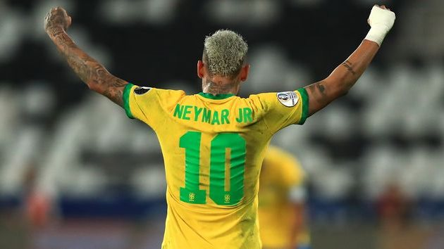 ნეიმარი - მინდა, რომ ფინალში არგენტინა გავიდეს, მაგრამ კოპა ამერიკას ბრაზილია მოიგებს #1TVSPORT