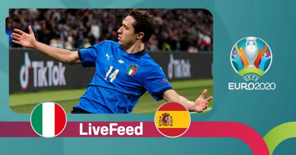 """""""სკუადრა აძურა"""" ფინალშია - იტალია VS ესპანეთი 1:1, 4:2 პენალტებში [ვიდეო] #1TVSPORT"""