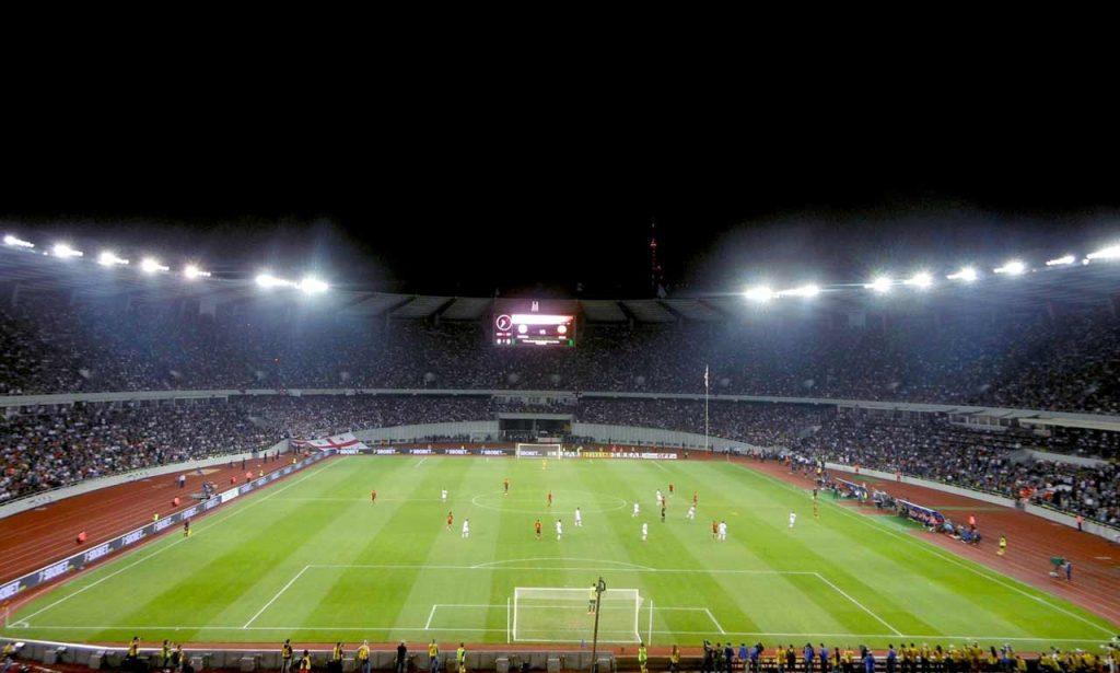 Известно, сколько зрителей допустят на матч между «Динамо» - «Нефтчи» #1TVSPORT