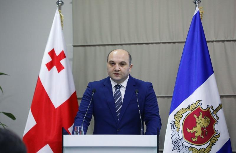 Александр Дарахвелидзе - Наши следователи работают в круглосуточном режиме по каждому факту