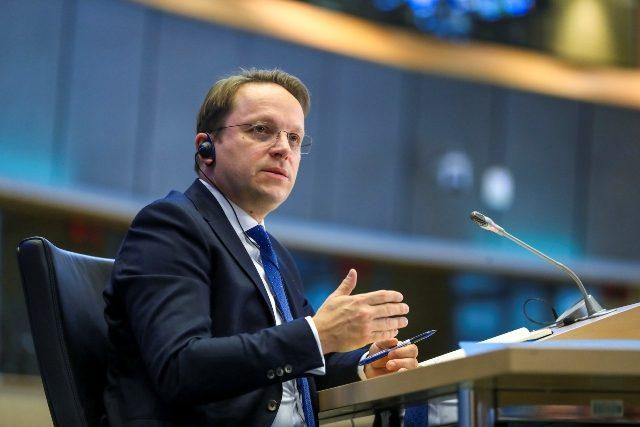 EU stands by Georgia, EU Commissioner says