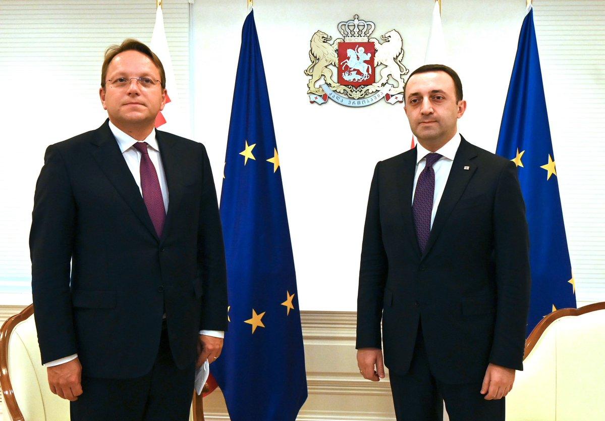 PM Garibashvili pledges 80% of Georgians support Euroatlantic aspiration