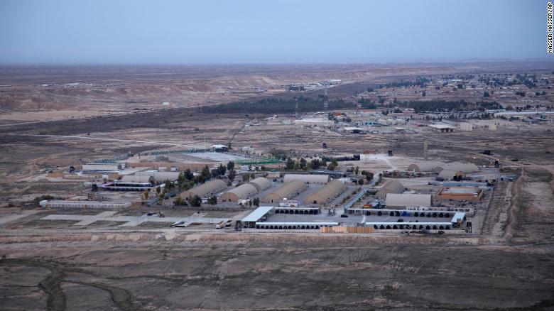 """""""სიენენი"""" - ერაყში, აშშ-ის სამხედრო ბაზაზესარაკეტო თავდასხმის შედეგად ორი ამერიკელი სამხედრო დაშავდა"""